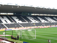 iPro Stadium - Derby County Football Club